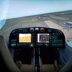 Fly Right Simulator Training