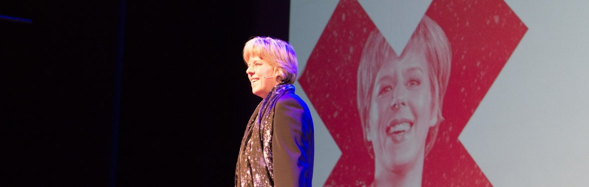 Nancy Vermeulen TEDx Keynote Speaker
