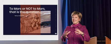 Keynote speech ׀ To Mars or not to Mars